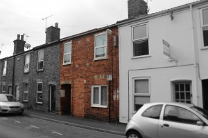 30 Faith Street Jones Student Property Accommodation Lincoln Housing four bedroom