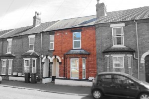 49 Nelthorpe Street Jones Student Property Accommodation Lincoln Housing four bedrooms