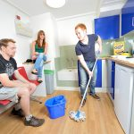 cleaning student house lincoln